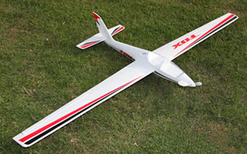 ST Model FOX RC Glider Image