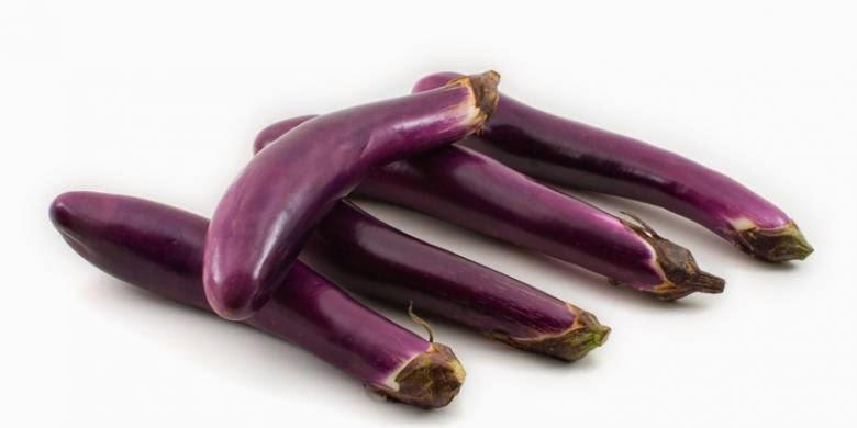 manfaat makan terung, kandungan gizi dan vitamin dalam terung, bahaya makan terung, terung penyebab timulnya keputihan, terong terongan, mitos tentang terong