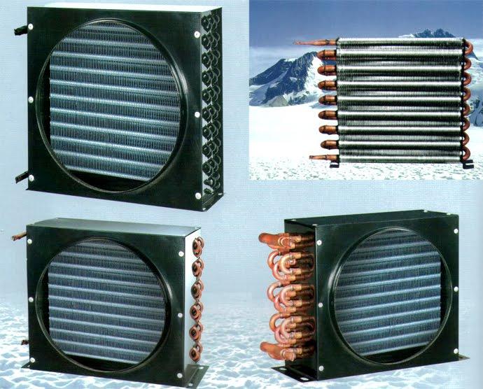 condesor aircooled/kipas udara