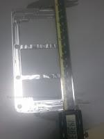 Samsung Galaxy S5 metal frame