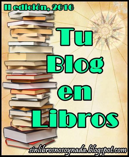 Tu blog en libros (: