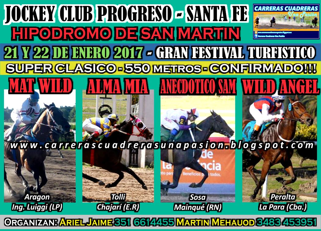 PROGRESO - CLASICO 550