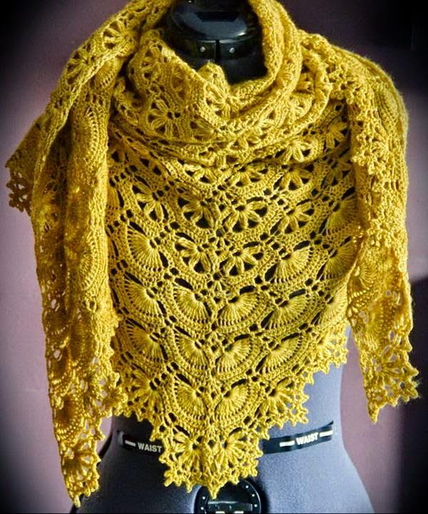 Crochet Shawls Crochet Shawl Pattern Maia Shawl Fabulous