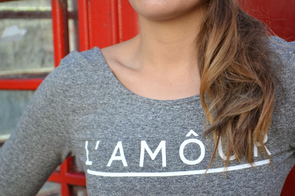 H&M L'amour; company magazine blogger;