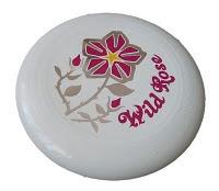 wrose frisbee