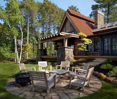 Fachadas de casas fachadas de casas bonitas de una planta Fachadas de casas bonitas de una planta