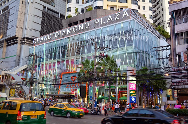 Grand Diamond Plaza Bangkok