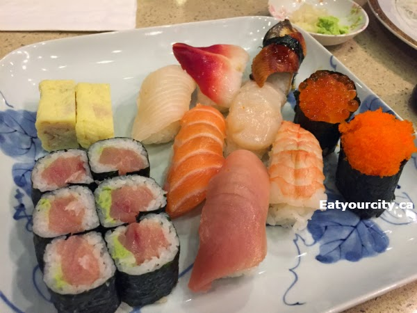 eat your city tasty sushi rolls at misato sushi grill. Black Bedroom Furniture Sets. Home Design Ideas