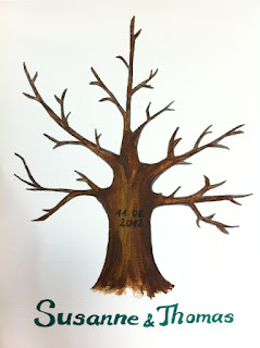 Weddingtree / Hochzeitsbaum