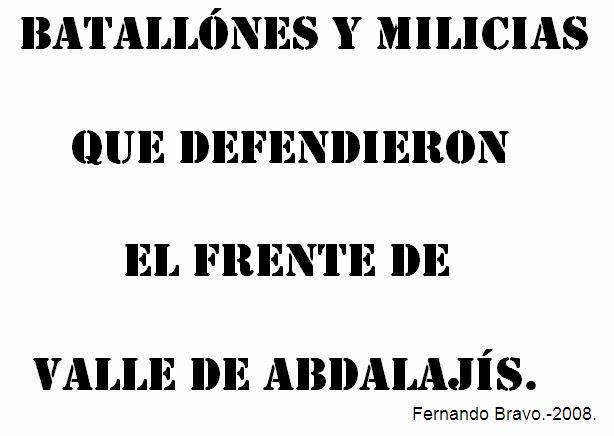 En el listado de milicianos del Bº Pablo Iglesias nº 8