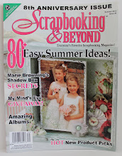 Scrapbooking and Beyond Summer 2012