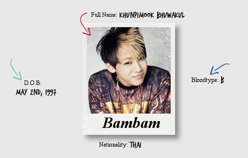 profil bambam got7