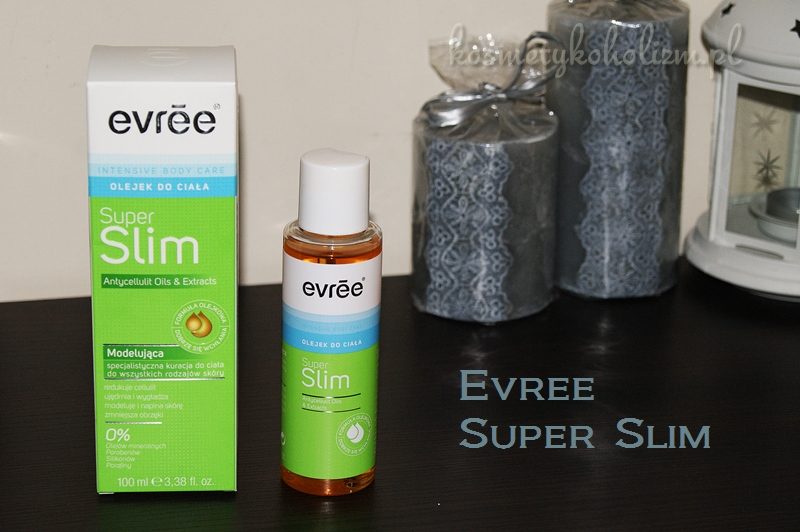 evrēe® Super Slim - olejek do ciała