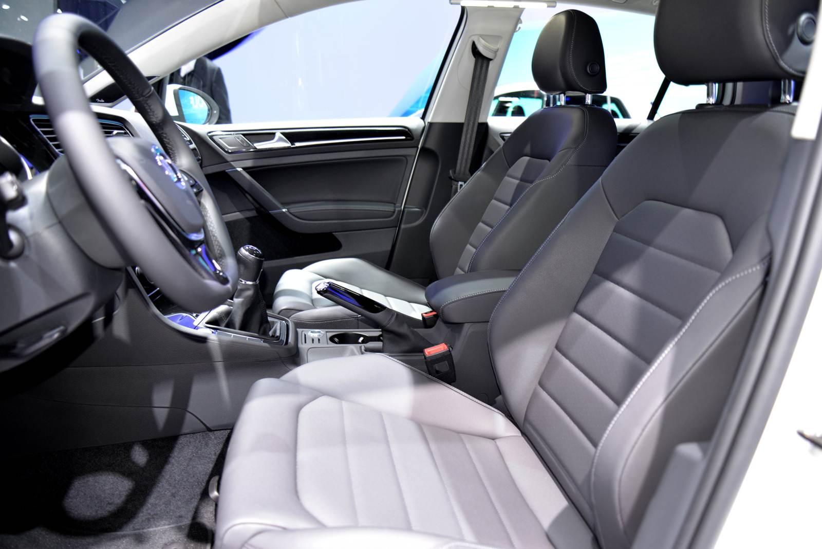 Novo VW Golf 2015 - EUA spec - cambio manual
