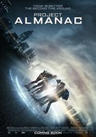 Project Almanac (2014) DVDRip Latino