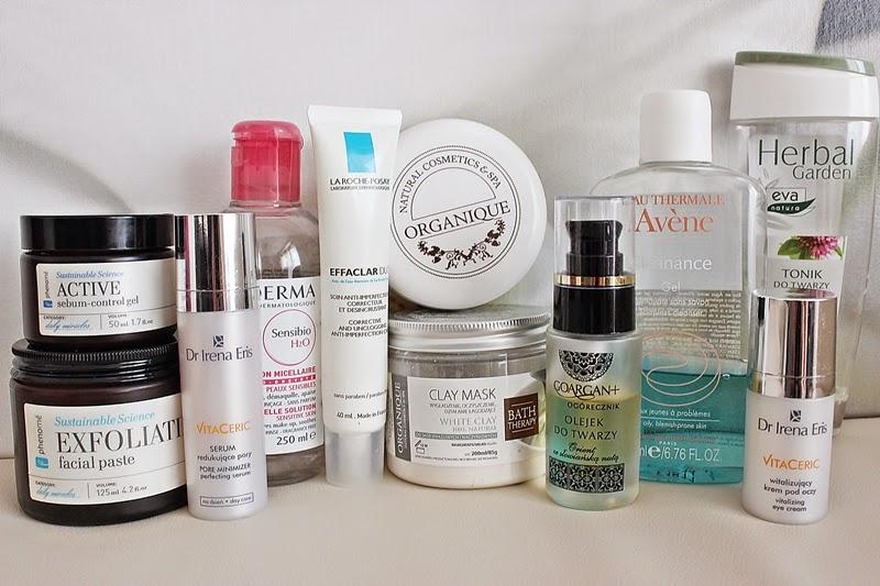 Jak aktualnie pielęgnuję moją skórę / Kosmetyki