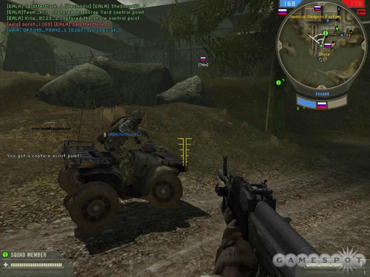 free download online games for pc special force