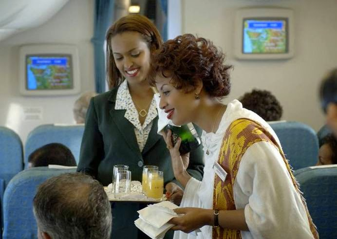 Les Marches d'Elodie - Ethiopian Airlines Care