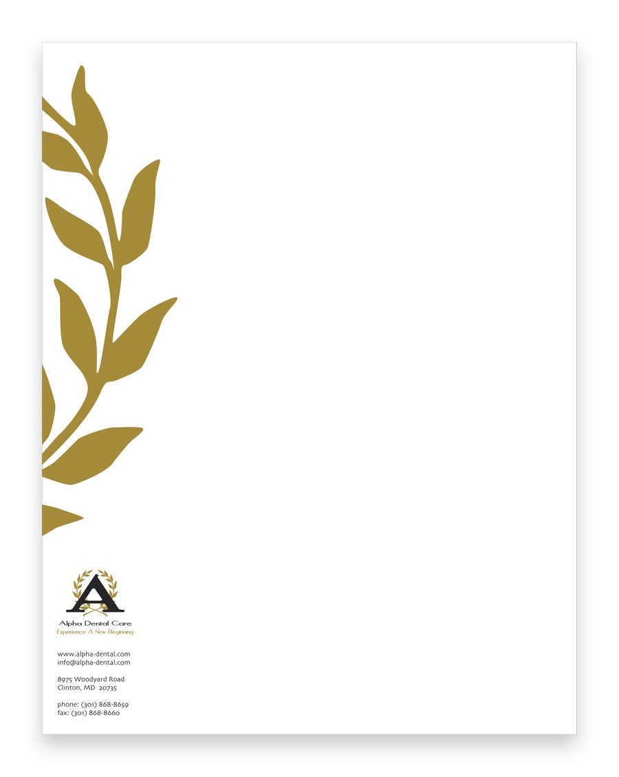 Displaying 18> Images For - Cool Letterhead Examples...