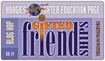 "For her full presentation, visit Hoagies' Gifted: ""Play Partner"" or ""Sure Shelter""? Why gifted children prefer older friends."