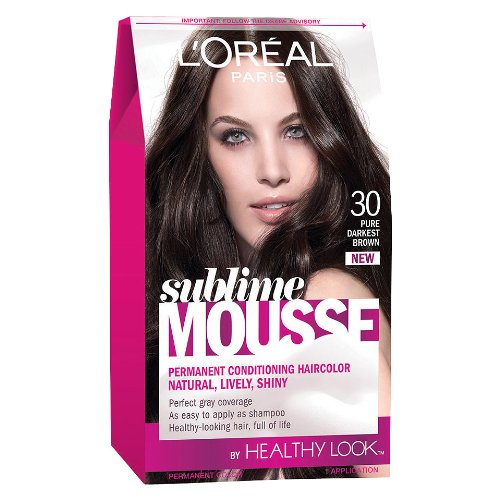 Sublime mousse from loral lives up to its name beauty crazed i was lucky enough to attend a party a couple of weeks ago to introduce lorals newest hair colour innovation sublime mousse if you find home colouring altavistaventures Choice Image