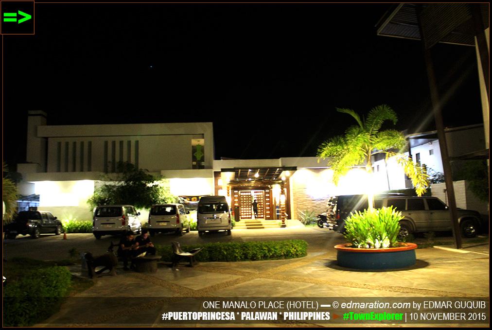 ONE MANALO PLACE - PALAWAN