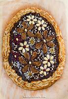 Mazurek truflowo-migdałowy
