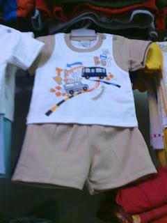 stelan baju anak
