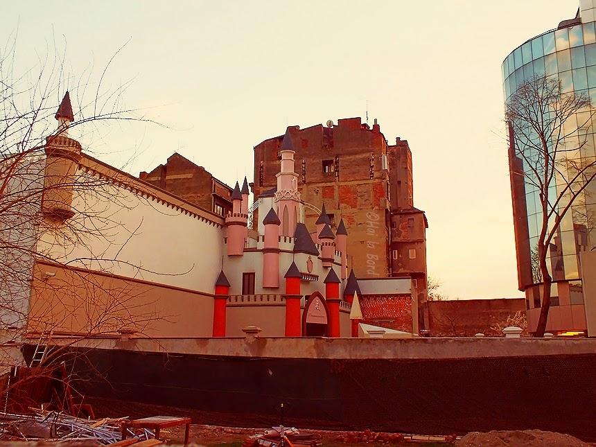 castel disney victoriei bucuresti