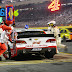 Drivers pleased, furious after Harvick's win at Charlotte