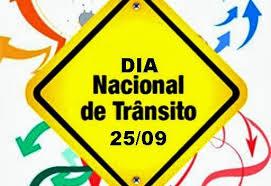 25 de Setembro - Dia Nacional do Trânsito