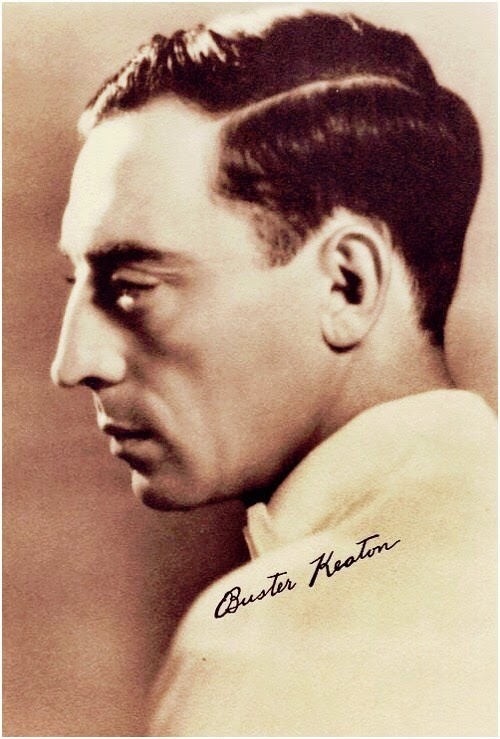 Buster Keaton Old Stone Face movieloversreviews.filminspector.com