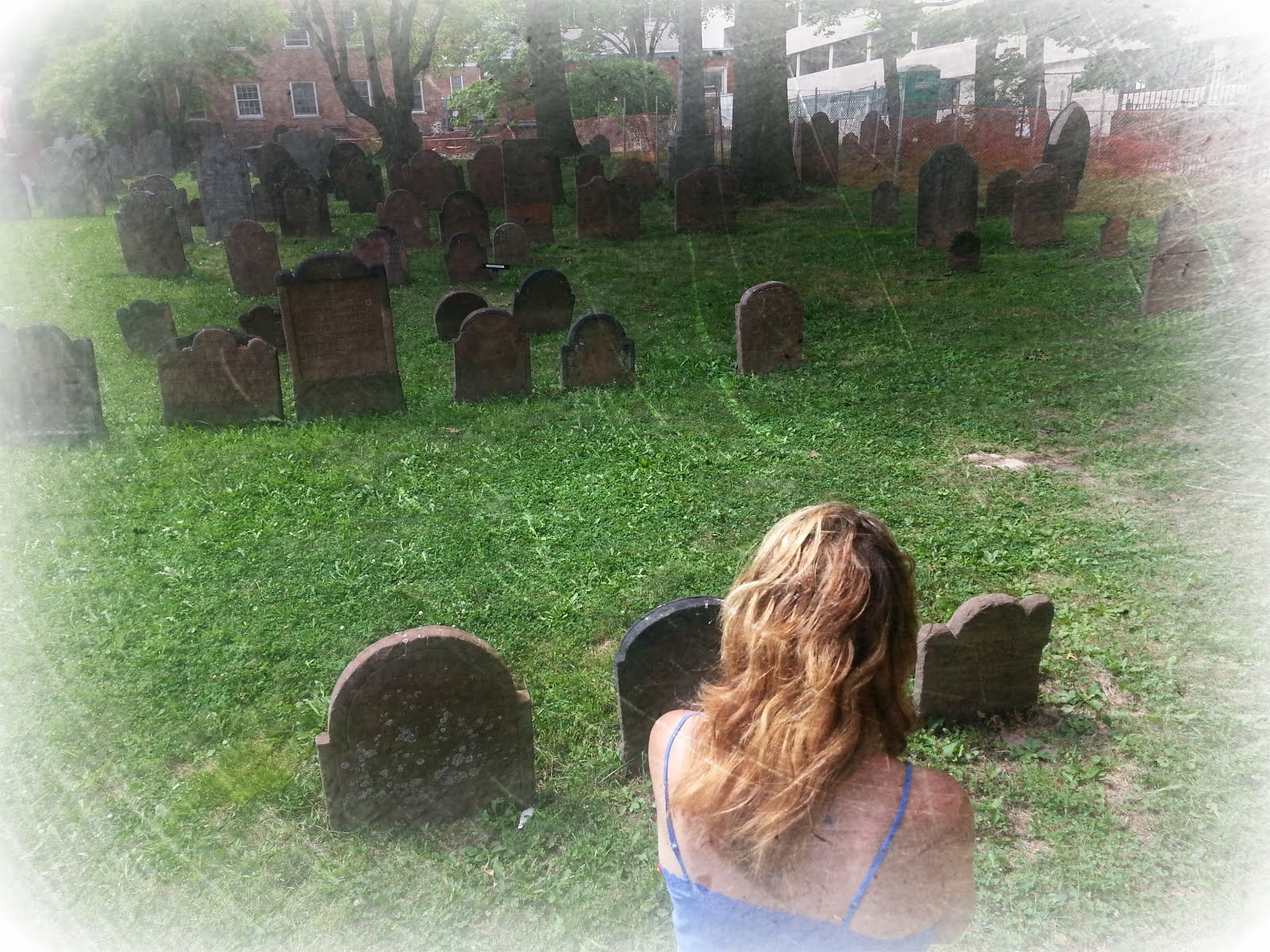 Ancient Hartford Burial Grounds