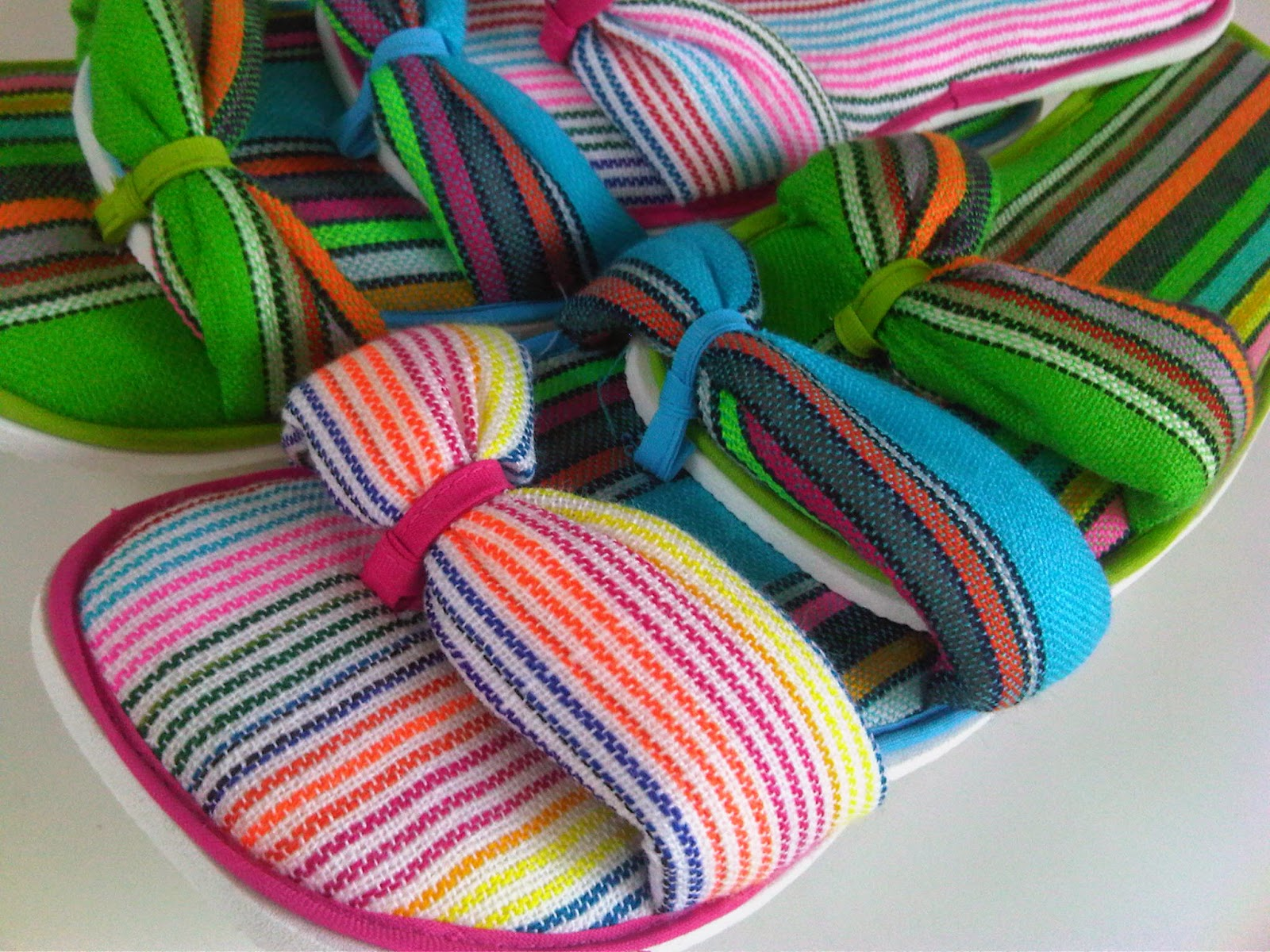 pantuflas mexicanas