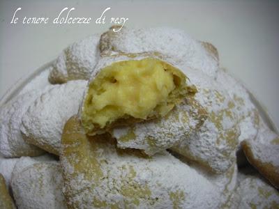 Le resy tenere dolcezze di resy Le Ravioli al forno con crema pasticcera 758394