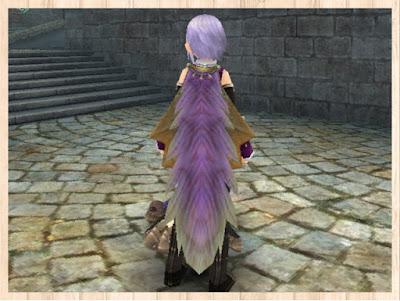 緑竜の外套 紫1