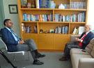 VIDEO Conversación con Mario Molina