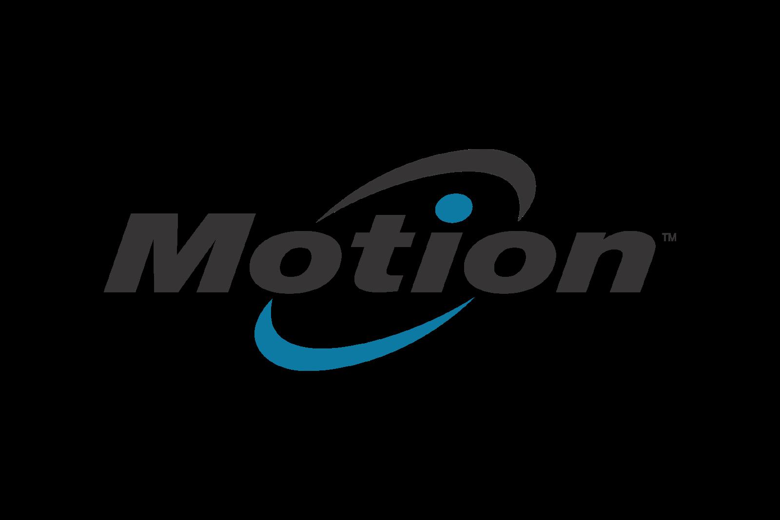 motion computing logo