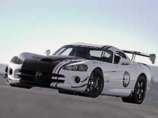 Dodge Viper SRT10 ACR-X 2010 Wallpaper
