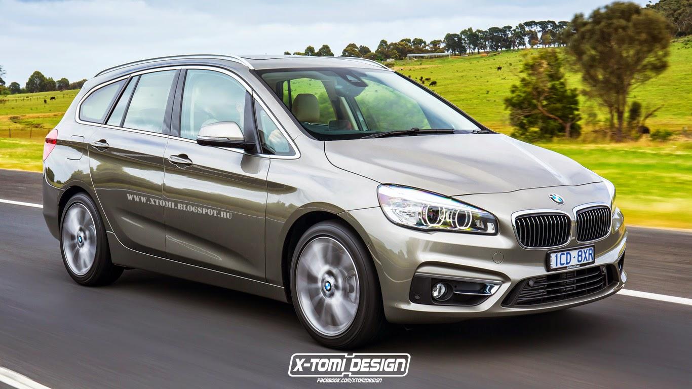 XTomi Design BMW Series Active Tourer Seater - 7 seat bmw