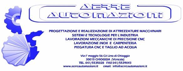 AERRE AUTOMAZIONI S.r.l.