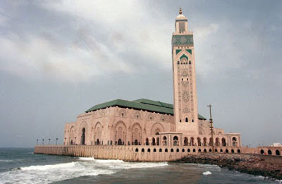 Masjid Hassan II, Casablanca, Maroko