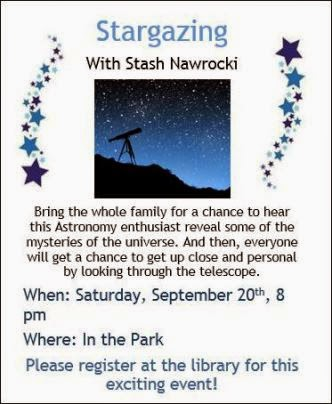 9-20 Stargazing With Stash Nawrocki