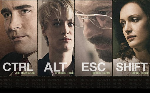 Halt and Catch Fire AMC Actores protagonistas