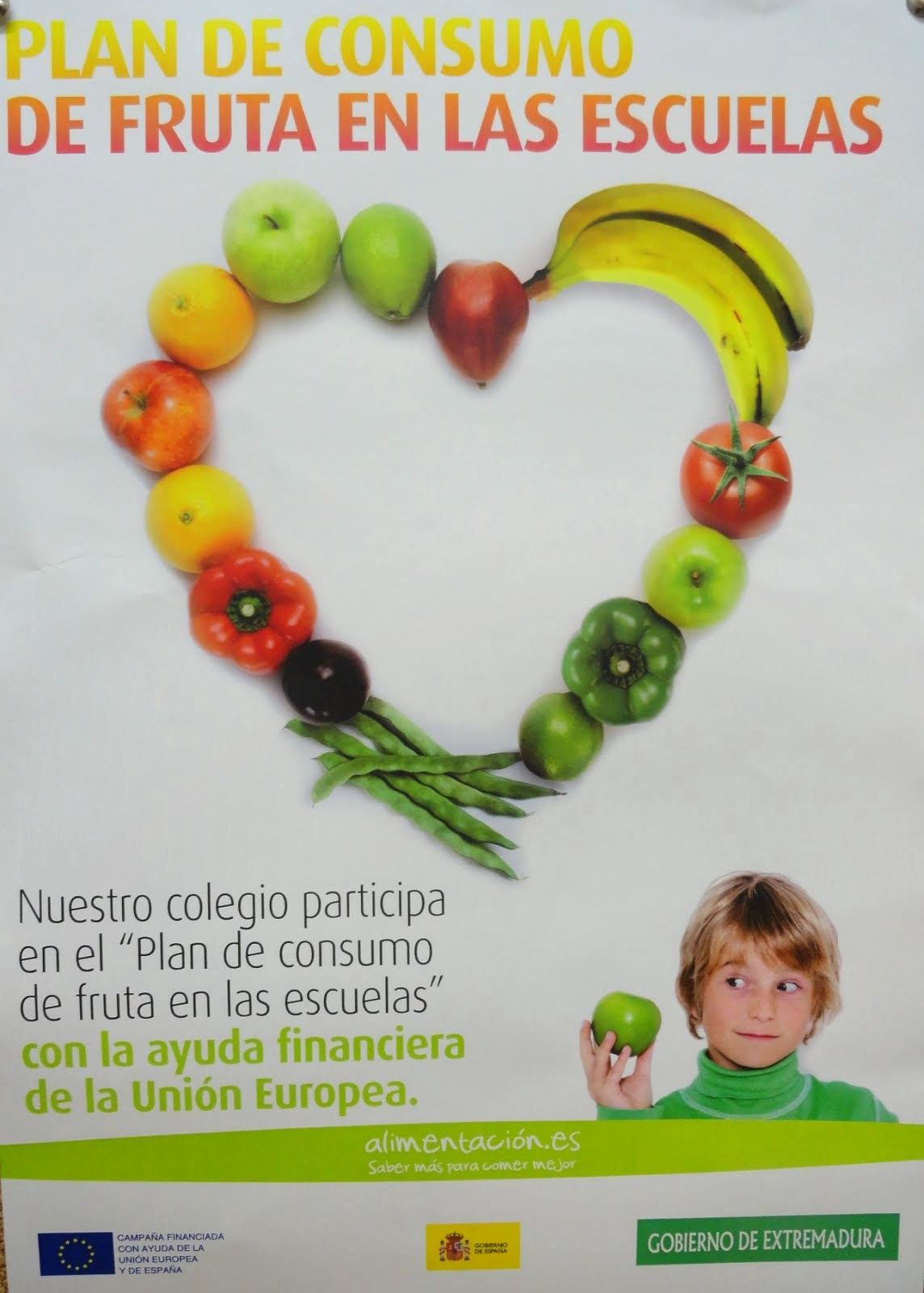 "Programa ""Fruta"""