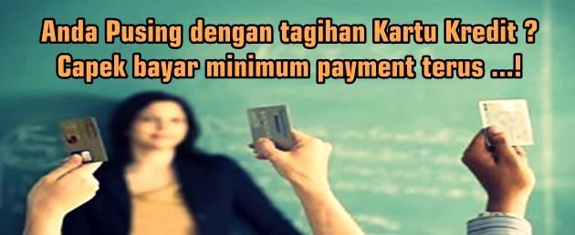 Bantu tutup Kartu Kredit