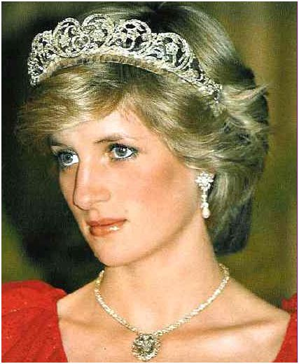 princess diana car crash injuries. princess diana car crash pics.