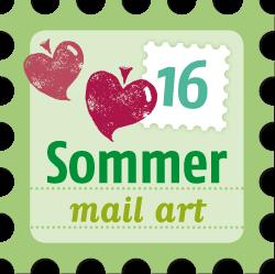 Sommer-Mail-Art