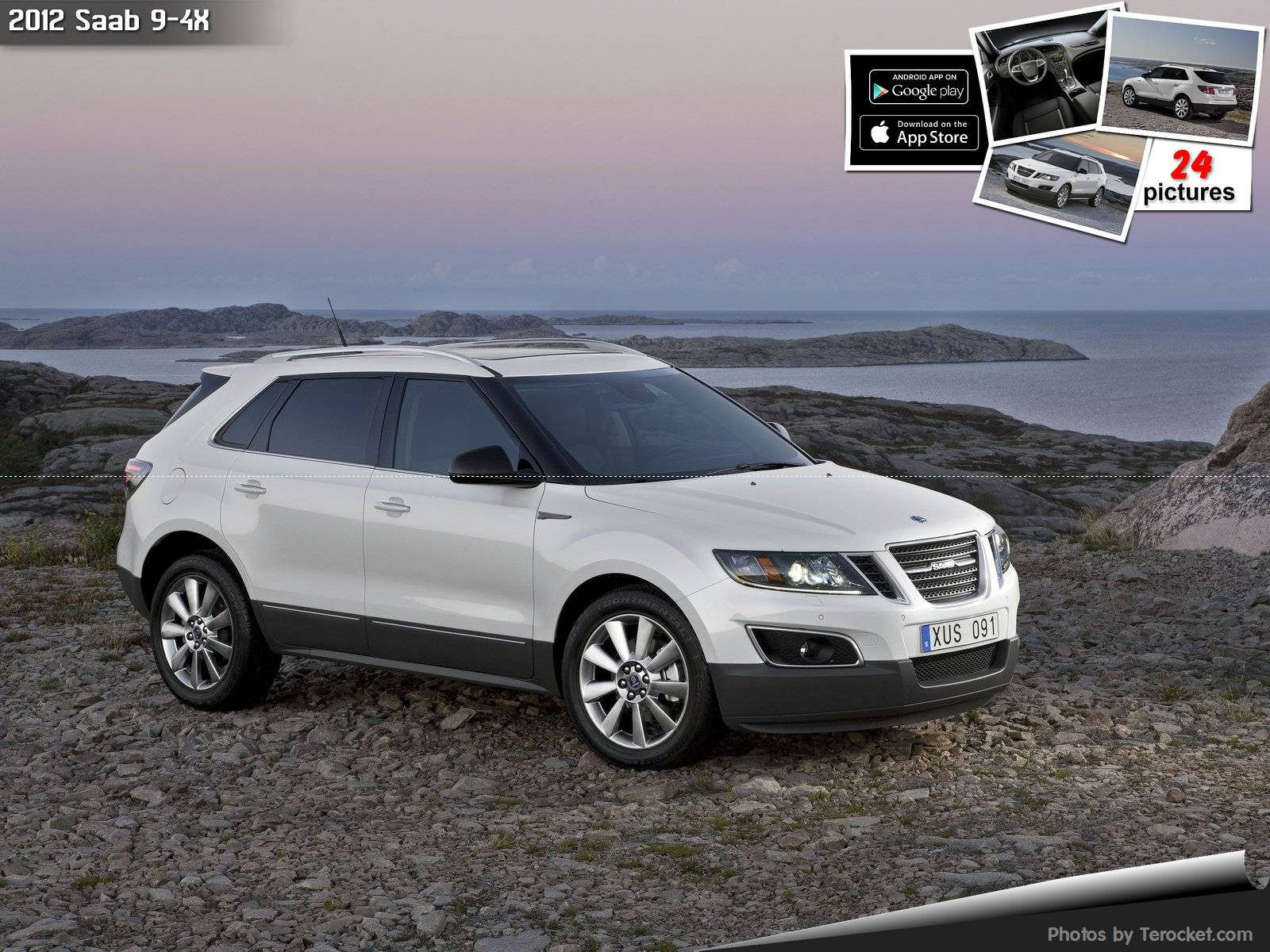 Hình ảnh xe ô tô Saab 9-4X 2012 & nội ngoại thất