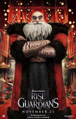 Póster El origen de los guardianes norte
